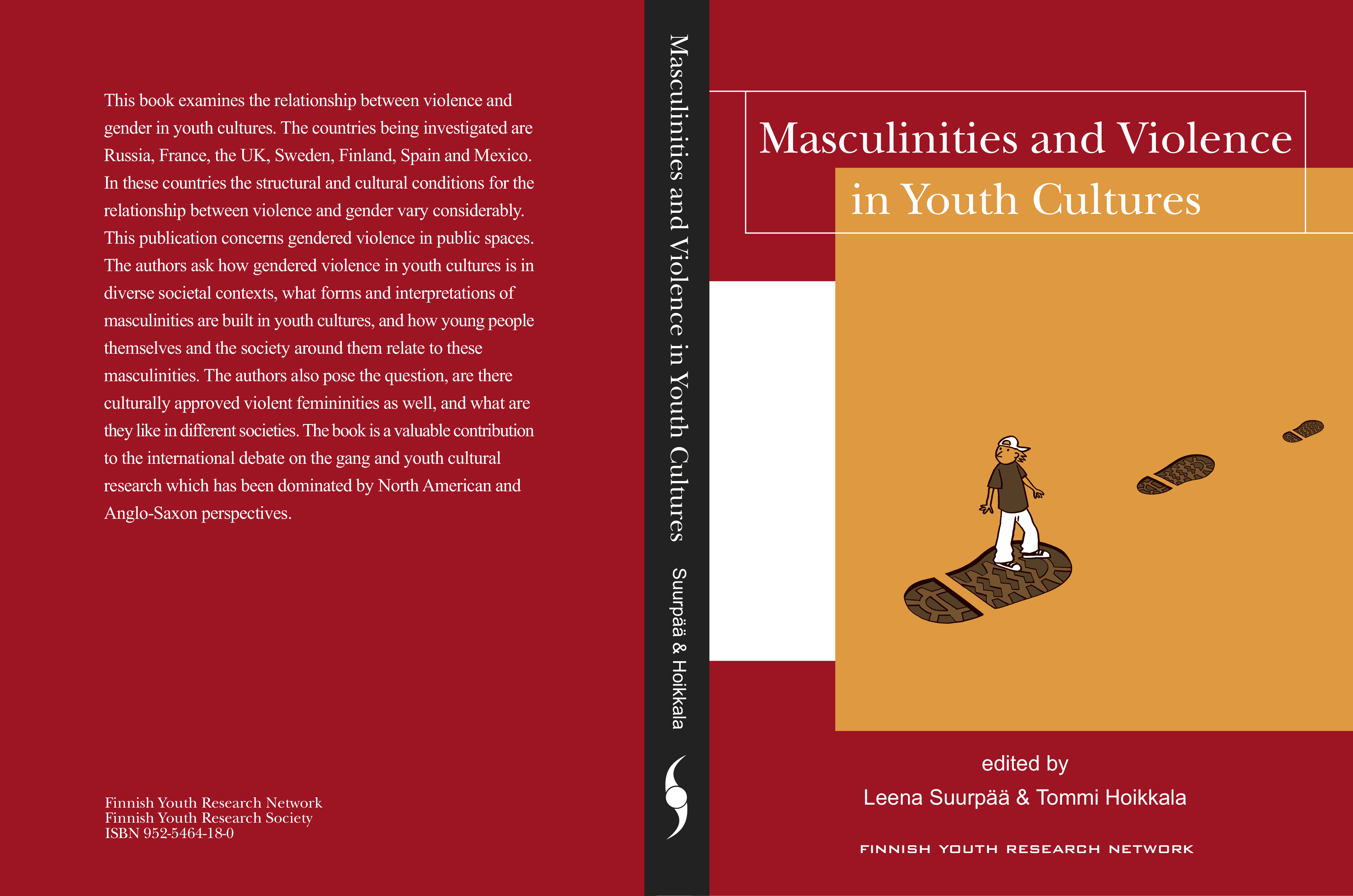 Masculinities and Violence in Youth Cultures