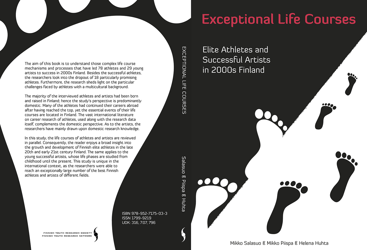 Exceptional Life Courses -kansi